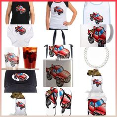 We have lots of classic ford truck clothes and accessories. Buy these @ http://www.cafepress.com/offroadstyles/12181919