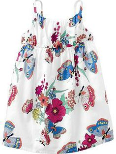 Butterfly Print Dresses for Baby | Old Navy