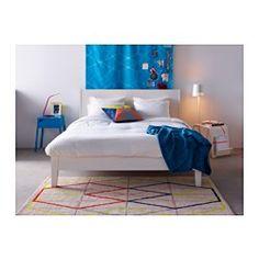 "SELJE Nightstand, blue - 18 1/8x14 5/8 "" - IKEA"