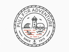 There's Blood in the Water: Pull For Adventure