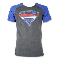Western Bulldogs 2014 Mens Superman Tee