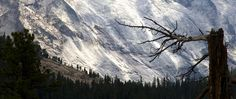 "https://flic.kr/p/ap6B87 | ""Clouds Rest"" granite massif from Tioga Road | Yosemite National Park"