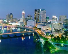 Columbus, OH - My aunts, uncles and cousins lived in Columbus, Ohio.  My cousin Brady and Steve still live in Ohio.  I love Columbus!