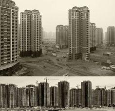 CHINA CIUDAD FANTASMA