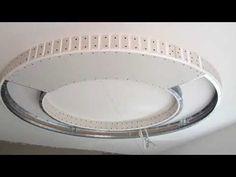 طريقة عمل ديكورات جبس بورد دائري  JBSM Board - YouTube Bedroom Ceiling, Ceiling Decor, Ceiling Design, Ceiling Ideas, Gypsum, Drywall, Floor Design, Decoration, Plates