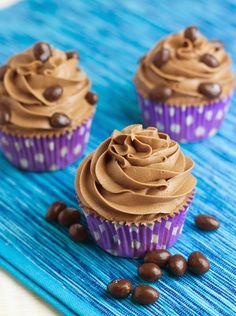 Objetivo: Cupcake Perfecto.: Cupcakes de Conguitos (y 100 kilómetros por una buena causa)
