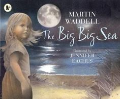 Buy The Big Big Sea by Martin Waddell at Mighty Ape NZ. A beautiful reissue of a timeless classic. A child and her mother walk in the moonlight beside the sea. This night will become a memory as luminous a. Beach At Night, Big Sea, Mighty Girl, Baby Owls, Baby Baby, Children's Literature, Mothers Love, Book Nerd, Story Time