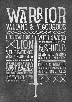 World of Warcraft / Roleplaying Medieval / door PeterFoxDesign