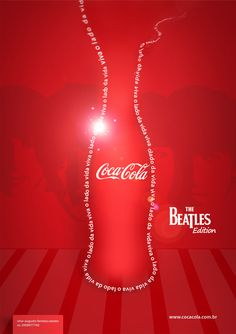 Coca-Cola Beatles Edition
