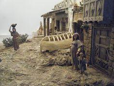 El Pequeño Mundo de Juani: Mi granito de arena en el Belén Monumental 2013