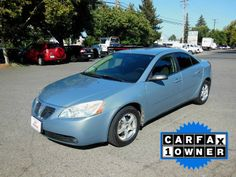 Come to Highway Motors in Chico, CA for a great used car like this 2007 Pontiac G6 Sedan. BUY HERE. PAY HERE. EASY FINANCING.