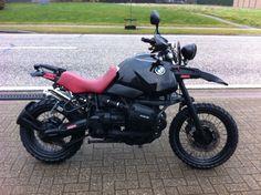 BMW's OMBOUW Scrambler Motorcycle, Bmw Motorcycles, Custom Motorcycles, Bobber, Bike Bmw, Moto Bike, Bmw R1100gs, Custom Bmw, Bmw Boxer