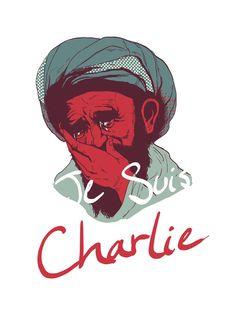 Je Suis Charlie by Ryan-Rhodes.deviantart.com on @DeviantArt