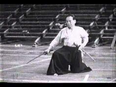 Rare Footage: Haga Junichi, Genius Swordsman of Showa Period Kendo #video #kendo #giappone