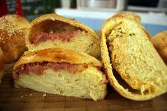 Pão de Batata Recheado | Receitas | Dia Dia