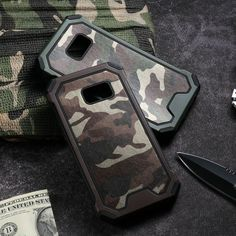 Mobile Phone Cases For Samsung Galaxy S7 G930 G9300 SM-G930A SM-G930R4 G930F G930W8 G930S G930FD SM-G930w8 Colors Army Bag Skins