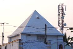 Vishwa Darshan Pyramid Meditation Center type of structure : RCC timing : 24x7, open for public use http://www.pyramidseverywhere.org/pyramids-directory/pyramids-in-andhra-pradesh/coastal-andhra/guntur-district