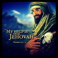 Psalm 131:2 ~ My help is from Jehovah