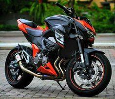 Motorcycles, bikers and more : Foto Kawasaki Z800