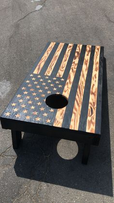 12 Best American Flag Cornhole Boards images in 2019