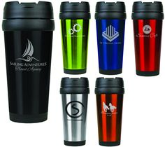 Custom Designed 16oz Travel Mug - Made with YOUR Design by ULEKstore on Etsy