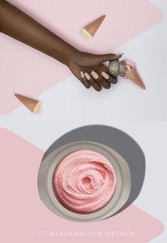 Bio Sculpture Gel, Stylish Nails, Gel Manicure, Nail Trends, Evo, Marshmallow, Fun Nails, Nail Polish, How To Apply