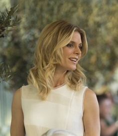 Gigi at the wedding. Iconic Women, Long Bob, Blonde Highlights, Wedding Make Up, Actors & Actresses, Beautiful People, Emilia Fox Silent Witness, Hair Color, Celebs
