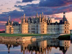 Chouzy-sur-Cisse 8 dagen Fietsen langs de kastelen van de Loire www.eigenwijzereizen.nl