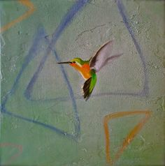 James Shilaimon | Hummingbirds Hummingbirds, Artist, Animals, Painting, Animales, Animaux, Painting Art, Paintings, Hummingbird