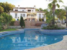 Luxury 6 bedroom villa situated in Nerja, Malaga, Spain