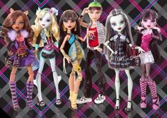 wikiHow to Cosplay a Monster High Character -- via wikiHow.com