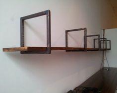 Squared acier - acier soudé étagères fixations - livraison gratuite aux États-Unis continentaux !