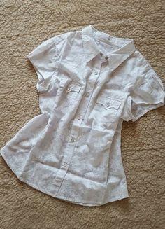 Įsigyk mano drabužį #Vinted http://www.vinted.lt/moteriski-drabuziai/palaidines-trumpomis-rankovemis/21198082-balti-dailus-marskinukai-su-blizguciais