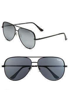 16f4755cc16 Quay Australia x Desi Perkins  High Key  62mm Aviator Sunglasses available  at  Nordstrom