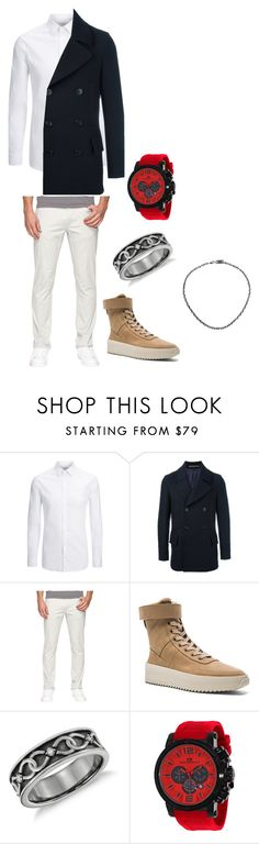 """""""6/12 2916"""" by rasmus-herbst on Polyvore featuring Joseph, Paul Smith, Fear of God, Oceanaut, King Baby Studio, men's fashion and menswear"""