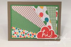 Hi! I Think You're Great with a Cherry On Top…with Sprinkles | Sand June Crafts