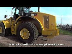 Caterpillar 980H 4x4 wheeled loader.mov  More information: www.pktrucks.com/stock/