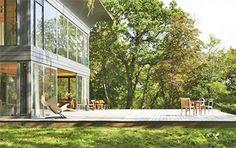 <p>O renomado ( e amado ) designer Philippe Starck fez uma parceria com a empresa Slovena Riko, produtora de casas pré-fabricadas e desenvolveu uma linha assinada de casas modulares que são adaptáveis de acordo com a necessidade de ocupação, chamada P.A.T.H – em português: Casas acessíveis de tecnologia pré-fabricada. A …</p>