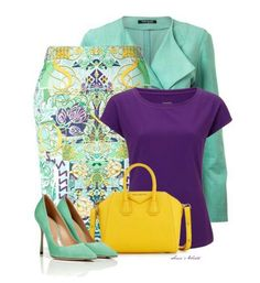 Like the color combos