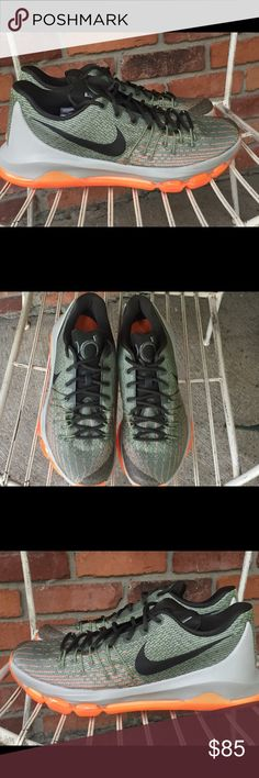 """reputable site 09f3b 0b04b Kd 8 s """"Easy Euro"""" colorway size 10.5 Brand New KD 8 s """"Easy Euros"""
