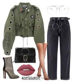 Teen Fashion Outfits, Grunge Outfits, Chic Outfits, Lime Crime, Style Guides, Gucci, Inspired, Heels, Polyvore