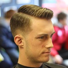 WEBSTA @ williamstreetbarbershop - Natural side parting styled with @officiallayrite super hold pomade with low fade #irishbarbermob #irishguildofbarbers #oldschool #beards #barberlife #barber #workhardplayhard #williamstreetbarbershop #limerickbarber #limerickfinest #barberconnect #pomadesire#nastybarbers #menshair #fade #hardparting #nwb #cutthroat #classiccut #barbersinctv #anthonythebarber916 #ratemycut @truebarberproducts #staysharp #truebarberproducts #limericksfinest