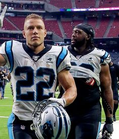 Kyle Shanahan says it was 'very tough' passing over Christian McCaffrey in the 2017 draft Tackle Football, Nfl Football Players, Pass Christian, Nfc South, My Dad My Hero, Christian Mccaffrey, Football Wallpaper, Usa Today Sports, Athletic Men
