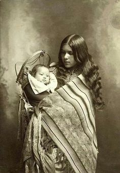 Mother and Child First People:
