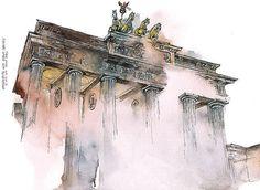 Brandenburg Gate | Berlin, Germany | park sunga | Flickr