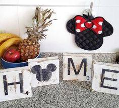 Good morning everyone, and happy Friday! We love waking up and looking through all of the cute and amazing homes that you share with us, finding new ways to add Disney magic to any room, like these adorable Mickey scrabble tiles. Thank you for sharing these with us @aquelcastillomagico!! Be sure to send us, or tag us in, your home decor photos! ❤️✨ #mydisneyhome #mydisneylife #disneyfan #mickey #disneydecor #disneylove #disneyforlife #disneyworld #disneylife #disneydecorations #disneynuts…