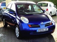 Sold:Mr Cameron selected a Nissan Micra costing less than £1,500
