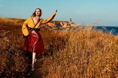 Barrie Hullegie voor Elle NL (2013)