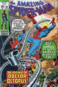 The Amazing Spider-Man (Vol. 1) 088 (1970/09)