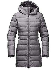 ce0d0c08e6a9 The North Face Women s s Gotham Parka II - TNF Medium Grey Heather - L Winter  Coats
